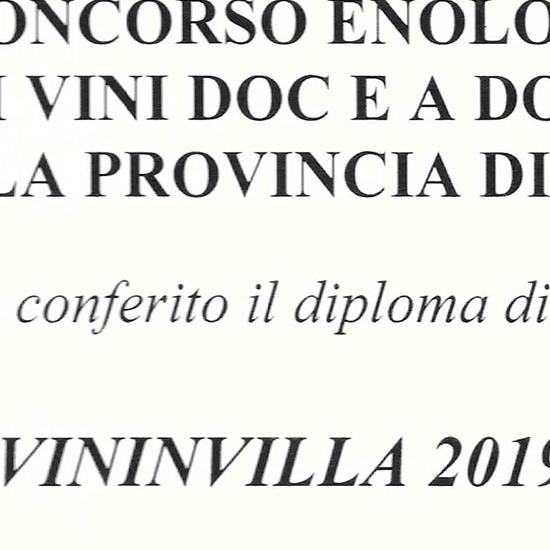 "Vininvilla 2019 - Barbera d'Asti D.O.C.G. ""La Vinèra"" 2018."