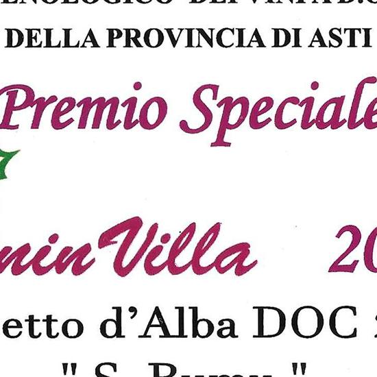 """Vininvilla 2019 - Dolcetto d'Alba D.O.C. 2017 """"S. Rumu""""."""